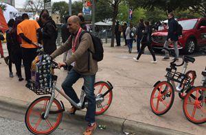 中国共享单车能否骑向世界 竞争激烈需因地制宜