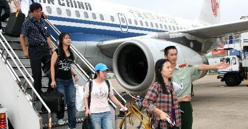 台当局拒批176班两岸春节航班 恐影响5万旅客