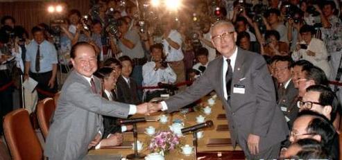 汪辜会谈25周年:这场跨越海峡的握手影响至今