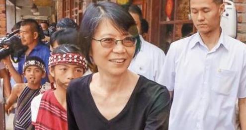 台媒:若马英九被诉 周美青不排斥选台北市长讨公道