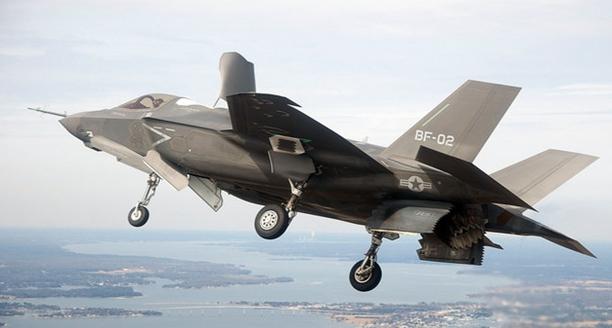 蔡英文首度表态买F-35战机 价格恐远超台防务预算