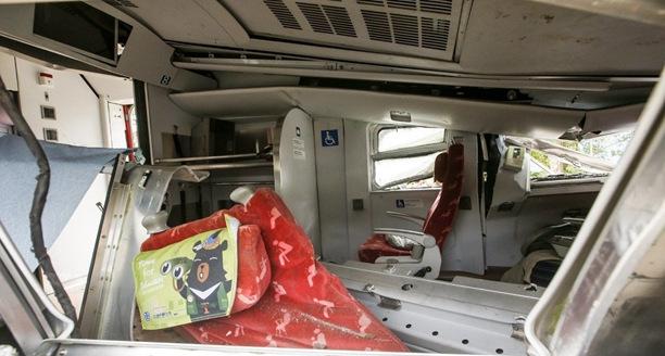 台警方分享乘火车保命要诀:车内两处危险勿站
