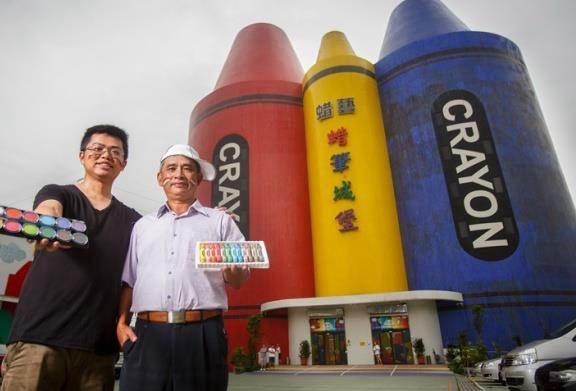 台湾厂商抓世界杯商机 人体彩绘蜡笔销售百万支