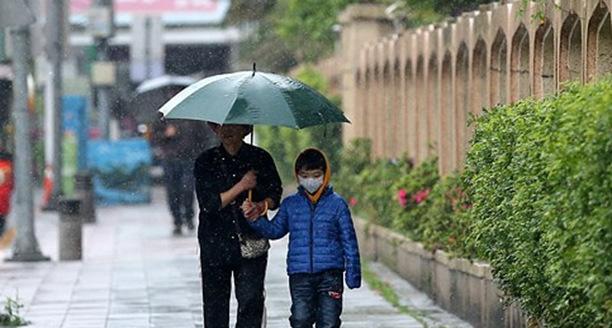 台湾气象部门:东方水气到 部分地区慎防较大雨势