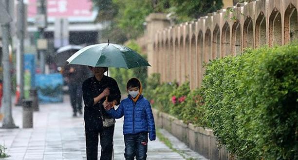 台湾东部海面或生成台风 多地易有短暂阵雨雷雨