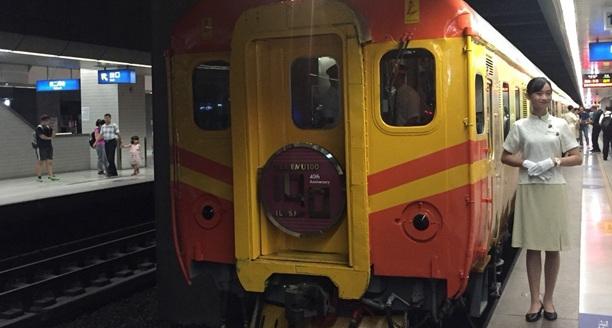 台铁列车准点率下降 主要受花莲地震等天灾影响