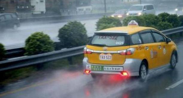 台湾宜兰将有局部大雨或豪雨 多地易有8-10级风