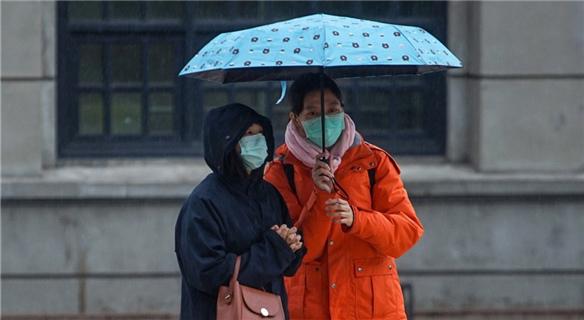 台10县市发豪雨或大雨特报 民众注意雷击、强阵风等
