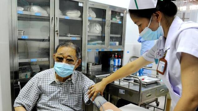 台商在福建漳州接种疫苗:非常暖心