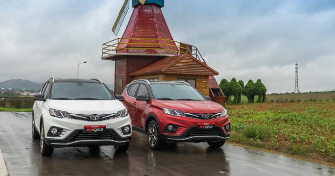 2018款DX3青春上市 东南汽车品牌再腾飞