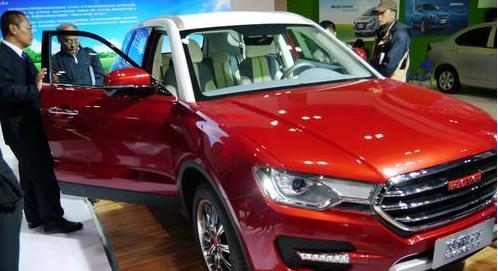 外媒:SUV车型销量持续增长 中国车企具备十足竞争力