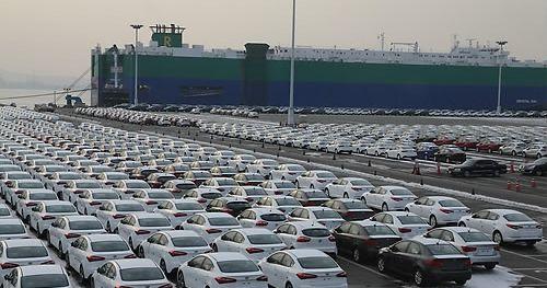 韩汽车业面临内忧外患:在中美欧市场皆不顺
