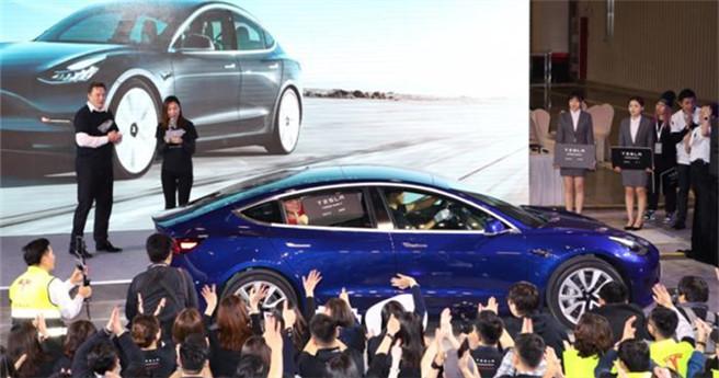 国产特斯拉Model 3交付 上游产业链有望迎红利