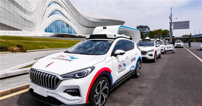 自动驾驶车重回北京 掉队的百度能借此超车吗?