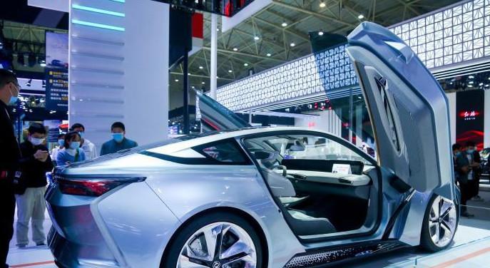 第二十一届武汉国际车展落幕 成交总量近20000辆