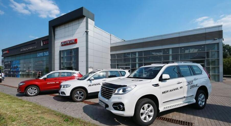 长城汽车10月销量突破11.5万辆 环比劲增14.99%