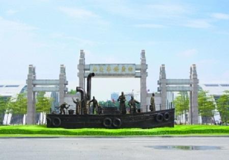 """广东江门评选城市雕塑设计法案 主打""""侨""""主题"""