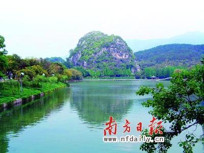 清远―肇庆―江门低碳新线路展现广东旅游魅力