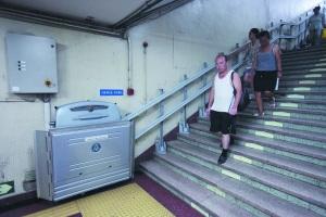 残疾人欲调查北京无障碍设施现状用证据打动政府