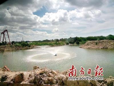 陆丰内湖寨的风景
