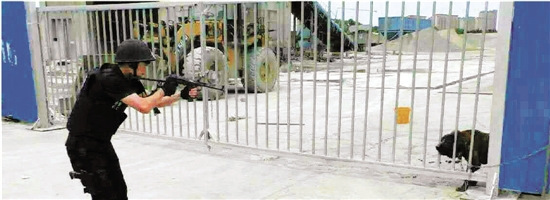 宁波一护厂藏獒清晨挣脱铁链工人被咬浑身是血