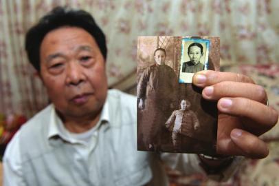 两三岁时父亲不告而别远走台湾71岁老人寻生父
