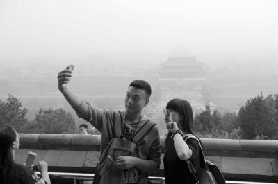 """今天夜间起冷空气""""救场""""北京明有望重见蓝天"""
