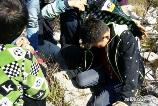 陕西两男童落水被三人救起一救人者不幸遇难(图)