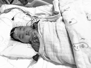 女童被妈妈情人虐打昏迷一年 辗转三地就医仍未醒
