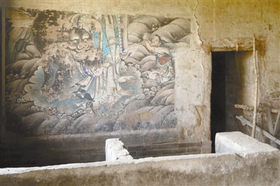 山西3年来至少10处壁画被盗工作者称盗窃手法专业