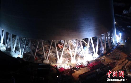 江西丰城电厂事故死亡人数升至74人68人确认身份