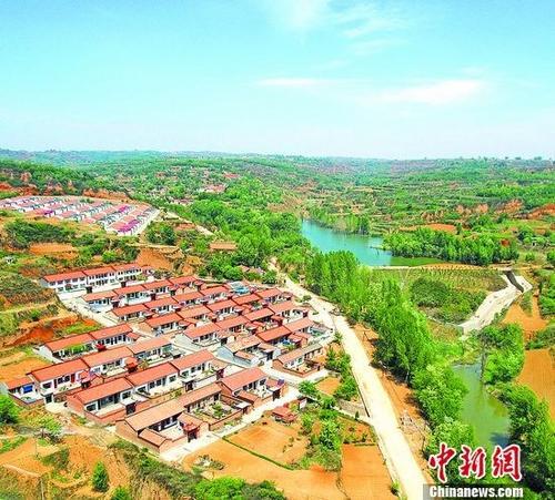 山西襄垣城乡环境整治见成效 美丽乡村入画来