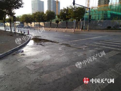 专家详解北京为何雨量分布不均今起闷热回归
