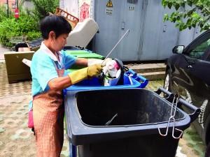 北京20年后重启垃圾分类 推进快递业定向回收包装