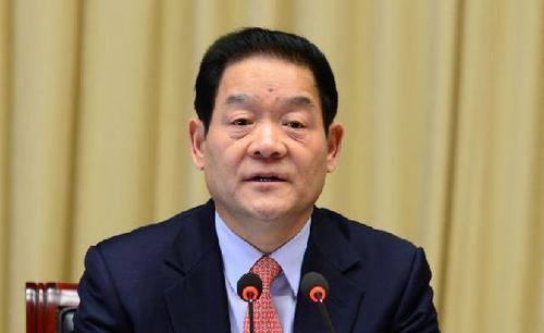 陕西省人大原副主任魏民洲涉嫌受贿罪被逮捕(图)