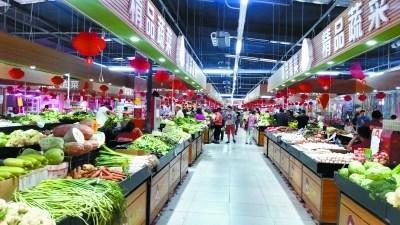 """北京丰台将打造5分钟""""蔬菜圈"""" 网点缺口两年补齐"""