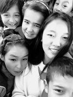 女子大学毕业后只身远赴新疆支教称要对得起青春