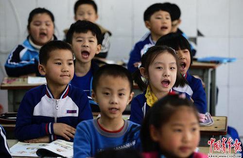 雄安北京學校滿月記:學生熱情老師坦言知識不夠用