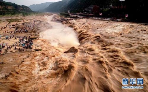 一个壶口瀑布分成晋陕两景区两省各申报创建5A级景区