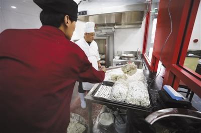 北京鸭心灌肠三年后重张试营业顾客:宝宝老味道还是丰年图片