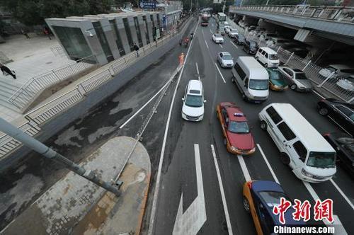 这些地方要绕开!北京发布清明期间交通出行提示
