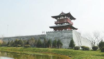隋唐洛阳城遗址仿古楼现推拉合金窗设计方案未获批