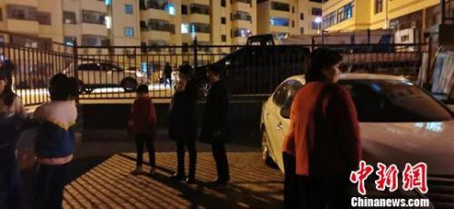 甘肃张掖发生5.0级地震有房屋墙体开裂和围墙倒塌