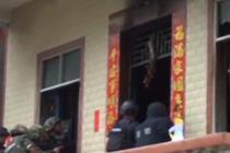 广西一男子枪杀4人后拒捕 被武警当场击毙