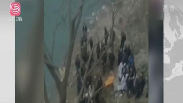 陕西宁强一公交车坠江:13名伤员生命体征均平稳