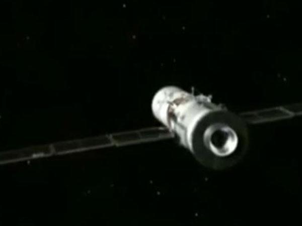 升级版微波雷达助力天舟一号与天宫二号首次交会对接