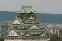 镜头记录日本大阪地震
