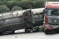 广东惠东发生一起车祸 致9死2伤