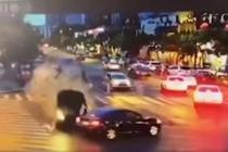 杭州司机穿拖鞋开车致5死7伤被公诉