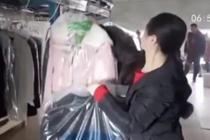 洗衣店做法暖心 招聘22名特别员工